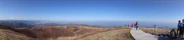 大室山からの展望