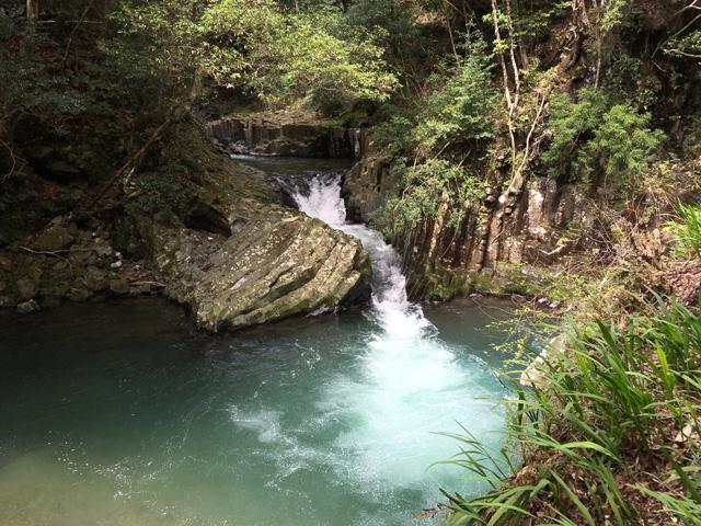 河津七滝 出会滝