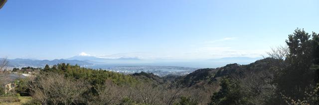 日本平からの眺望