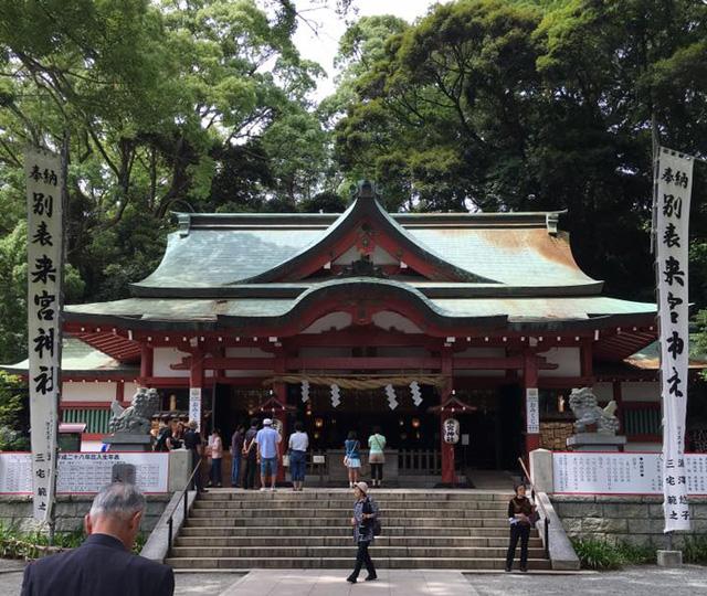 伊豆来宮神社
