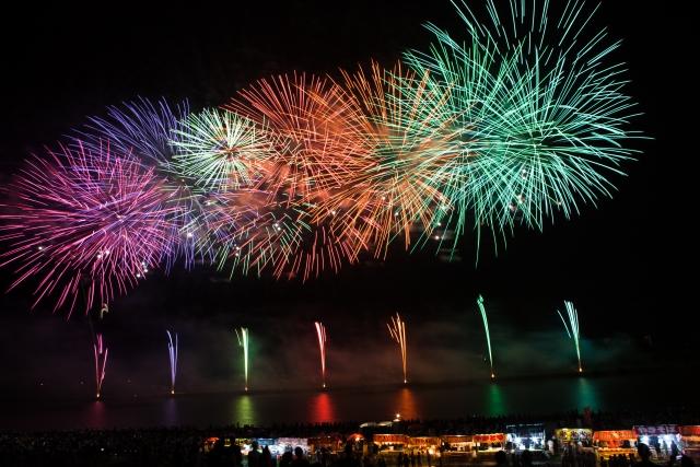 夏を満喫♪1度は行ってみたーーいっ☆静岡県内の豪華花火大会 2016