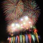 ふくろい遠州の花火
