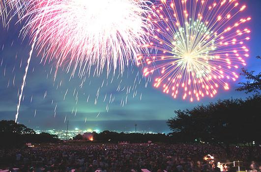 日本平の花火大会