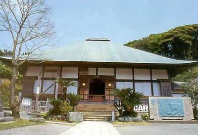 日本初の総領事館「玉泉寺」