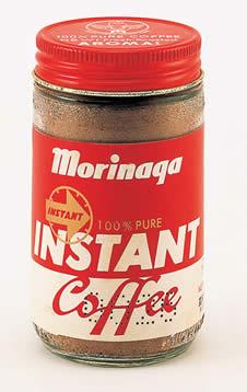 日本で初めてのインスタントコーヒー
