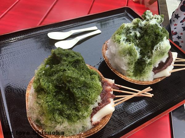 夏季限定!法多山でだんご屋さんのこだわりかき氷を味わえるのは今だけ!