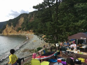 海に景色に設備に大満足!黄金崎キャンプ場がオススメな12個の理由