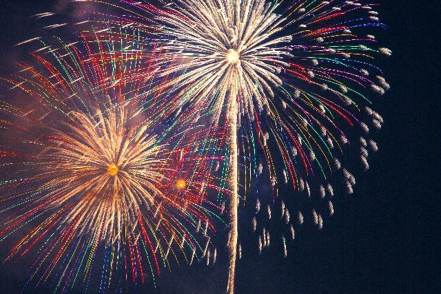 毎年行きたくなる♪小京都・遠州森町の花火大会