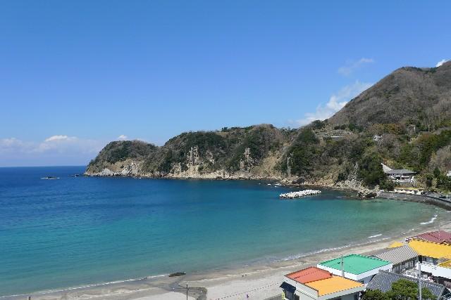 夏だ!海だ!海水浴だ〜!日焼け後のケアと静岡県伊豆の海水浴場②