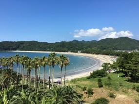 日本の渚100選 弓ヶ浜