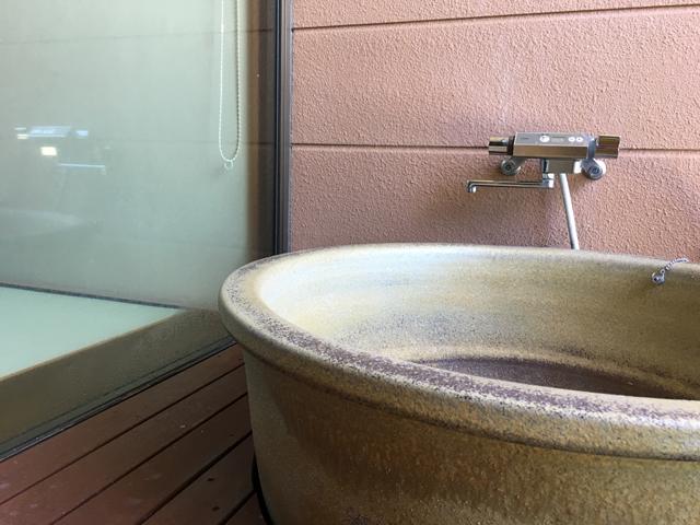 壺中の天宿○文の部屋風呂