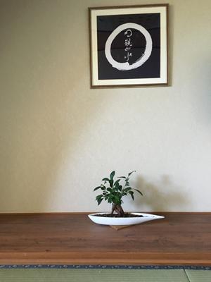壺中の天宿○文 お部屋の装飾