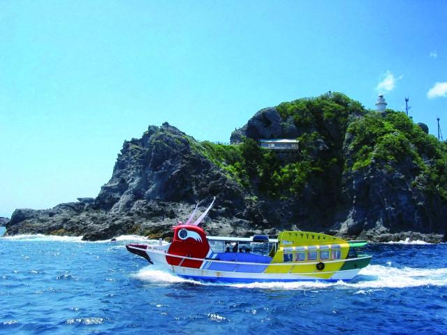 伊豆クルーズ:南伊豆町観光遊覧船