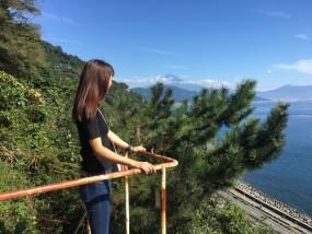 薩埵峠から絶景富士山