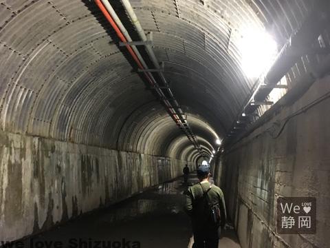 寸又峡トンネル