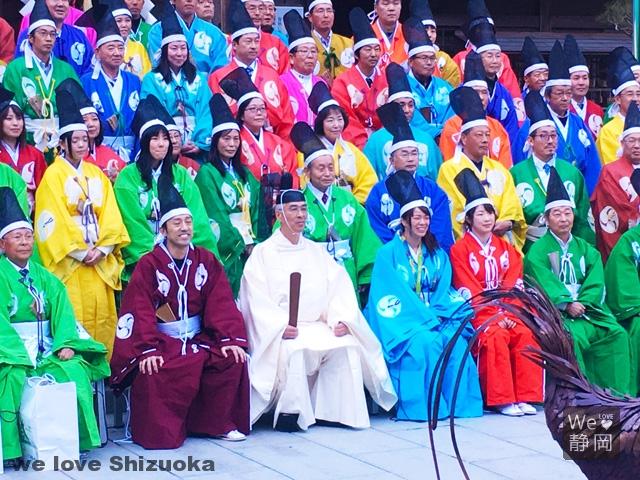 小國神社の催事
