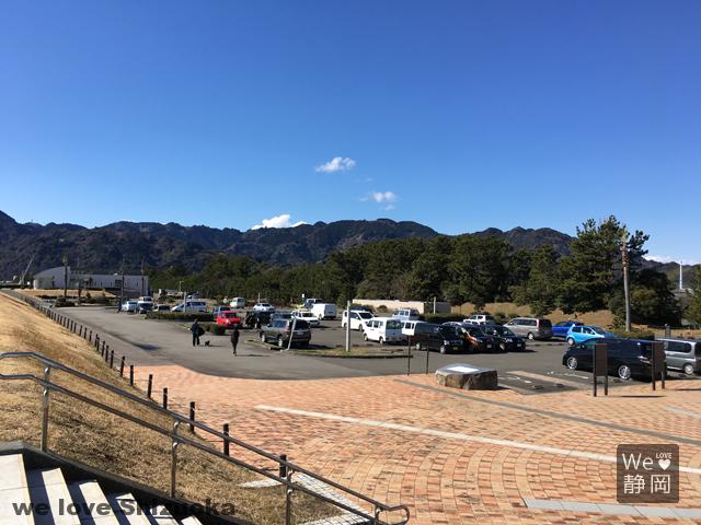 広野海浜公園駐車場