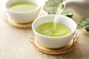 静岡県のお茶と静岡抹茶を使用