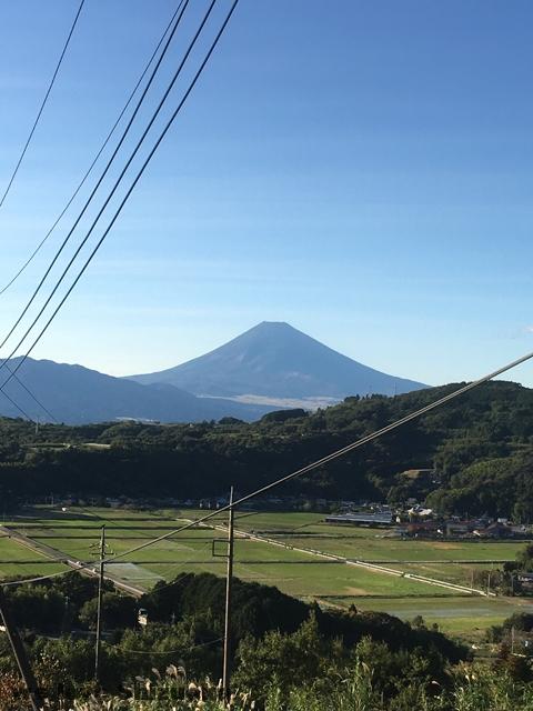 熱函富士山