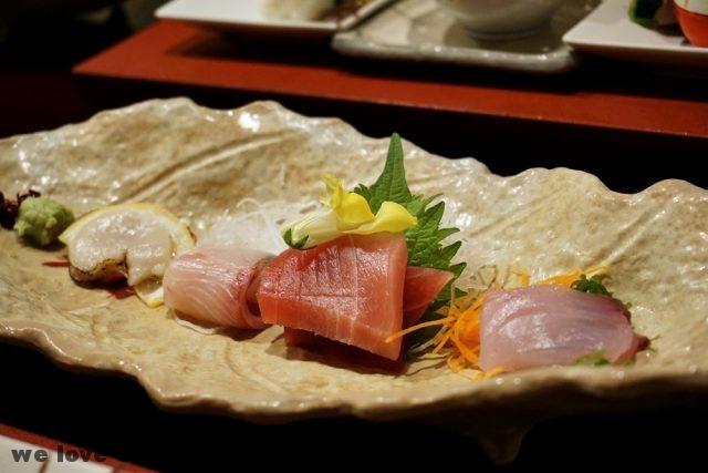 網代温泉「大成館」料理