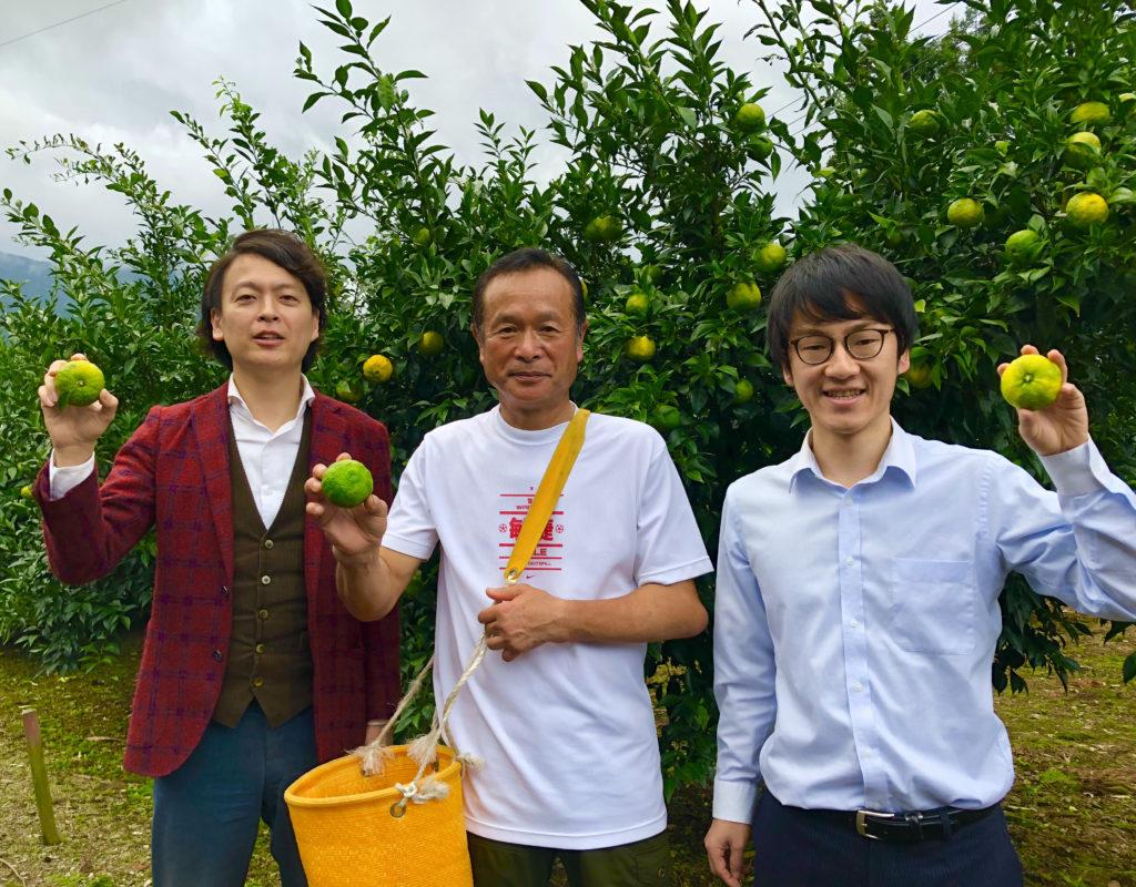 川根本町のお茶・ゆず農家×ベンチャーの地方創生プロジェクト