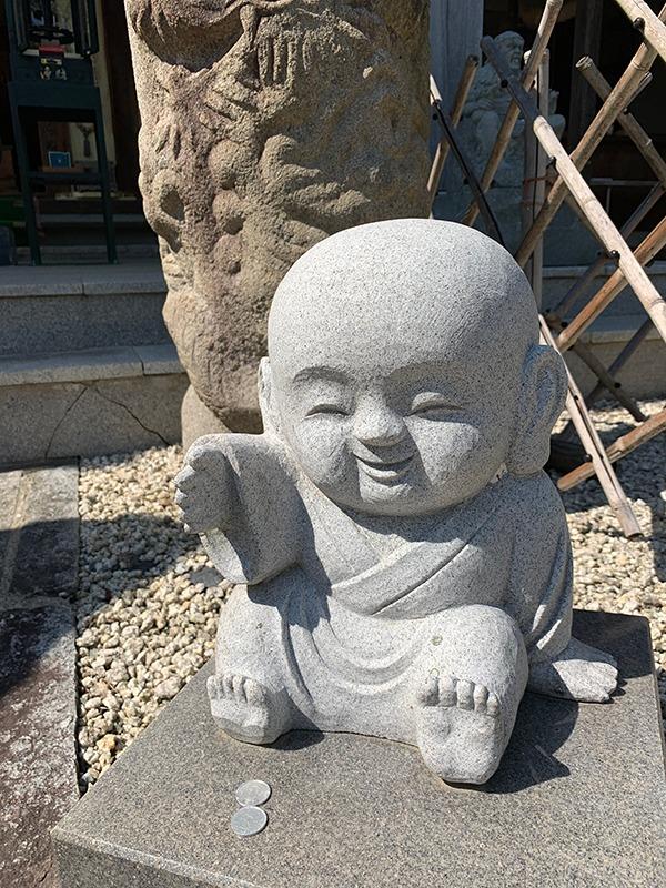 桔梗寺のおじそうさま