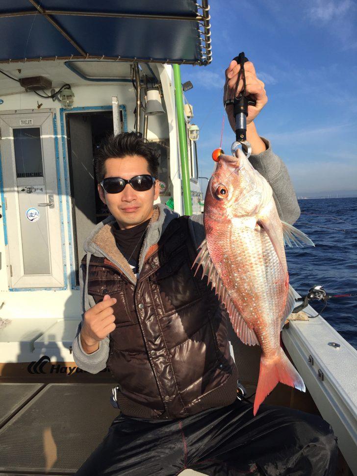 御前崎から出港している餌釣りマダイ船10選+タイラバ専門船4選。春は「ノッコミ真鯛!」。夢の80cmオーバーを釣ろう!