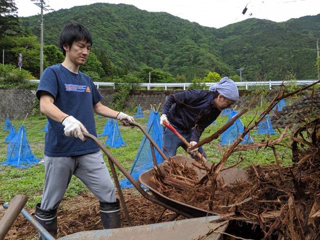 川根本町ゆず・地方創生プロジェクト
