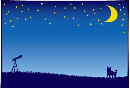 観望会、天体観測