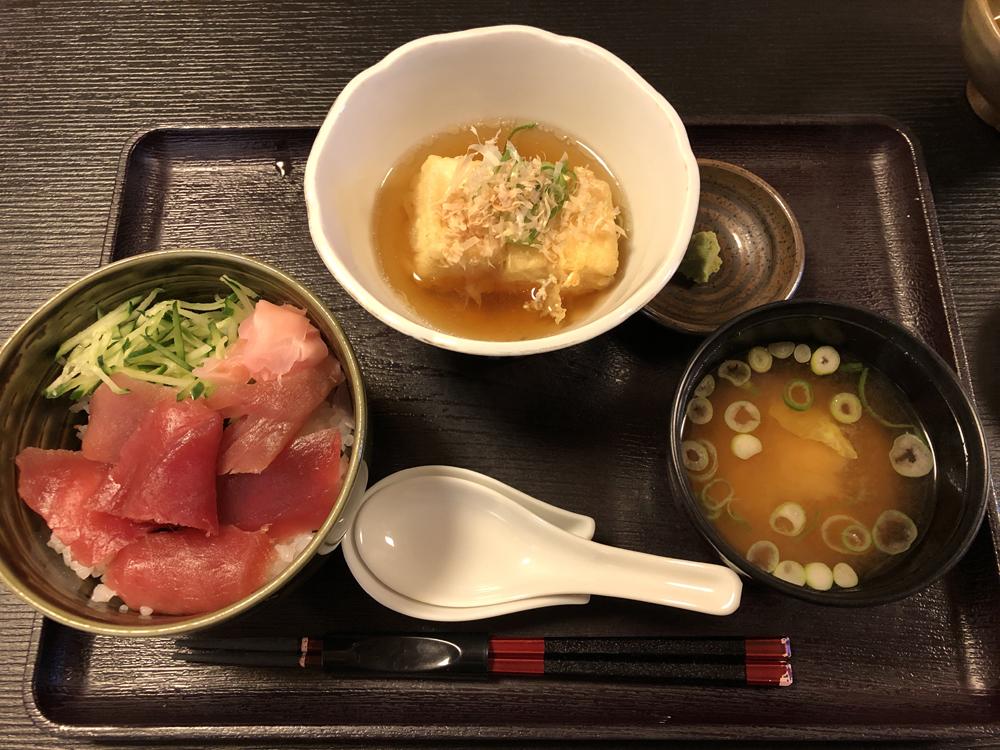 磐田市:「肴家 魚彦」Aセットメニュー