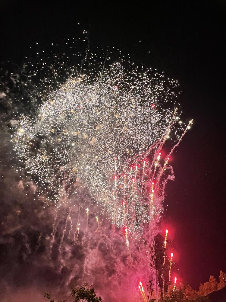 三島スカイウォーク花火祭