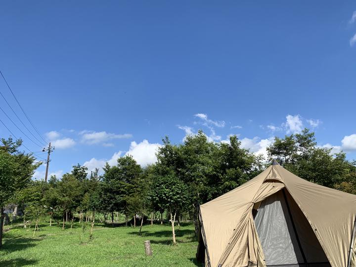 あさぎりフードパークオートキャンプ場