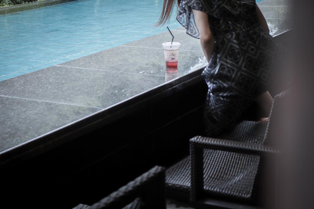 東府やResort&Spa−Izu:足湯カフェ