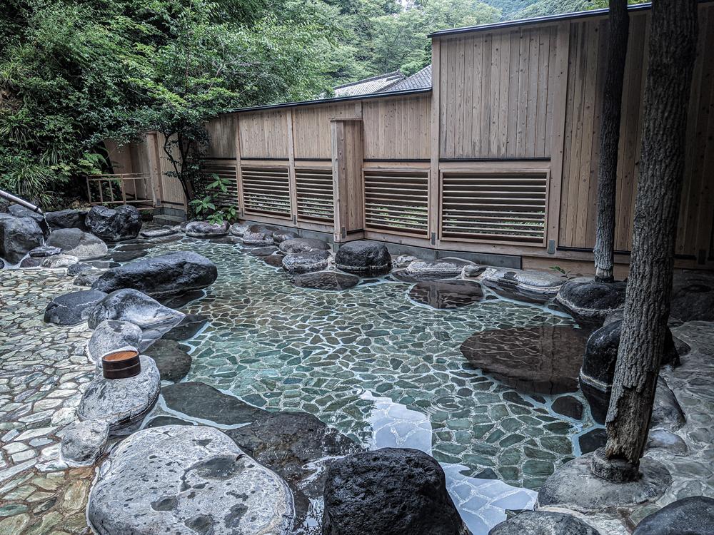 東府やResort&Spa−Izu:露天風呂